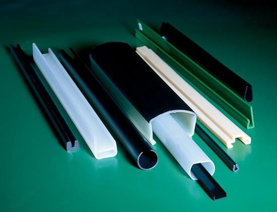Nylon 6 & 12 Custom-Extruded Plastic Profiles