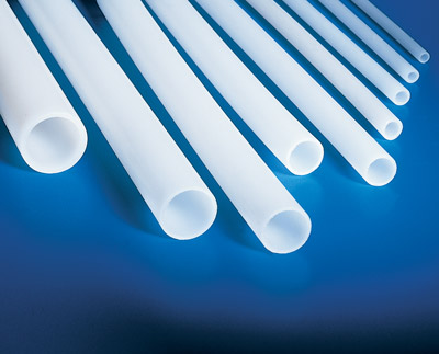 9 sizes of stock line Solef® PVDF tubing
